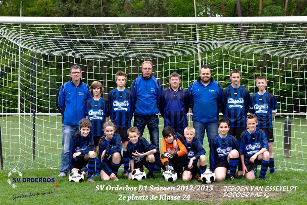 SV Orderbos D1 2012-2013 2e Plaats 3e Klasse 24 IMG_2886