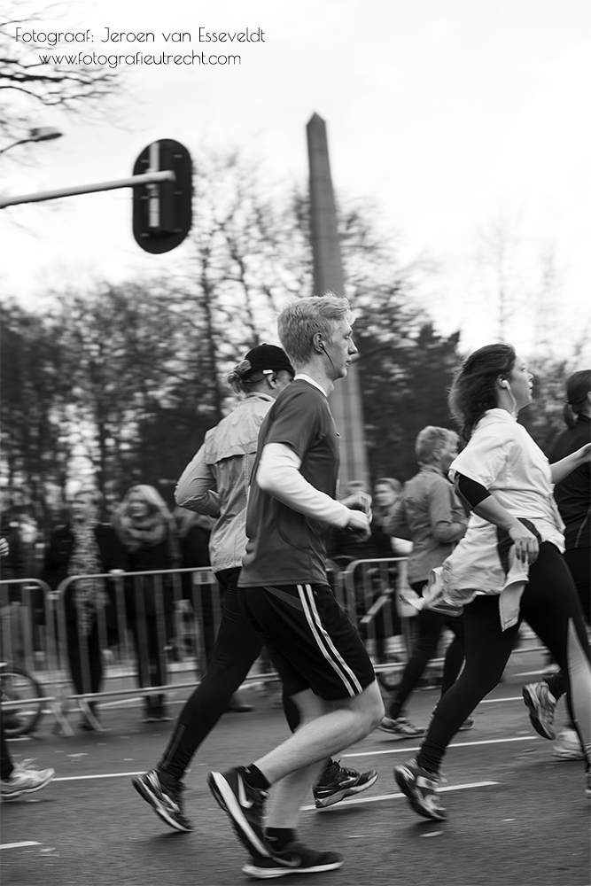 Midwinter Marathon Apeldoorn 2016 (7Feb) _MG_8319 Black&White (Website)